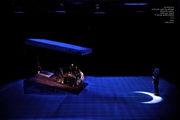 نمایش صدای آهسته برف در تئاتر مستقل تهران