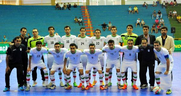 سفر تیم ملی فوتسال به مشهد لغو شد