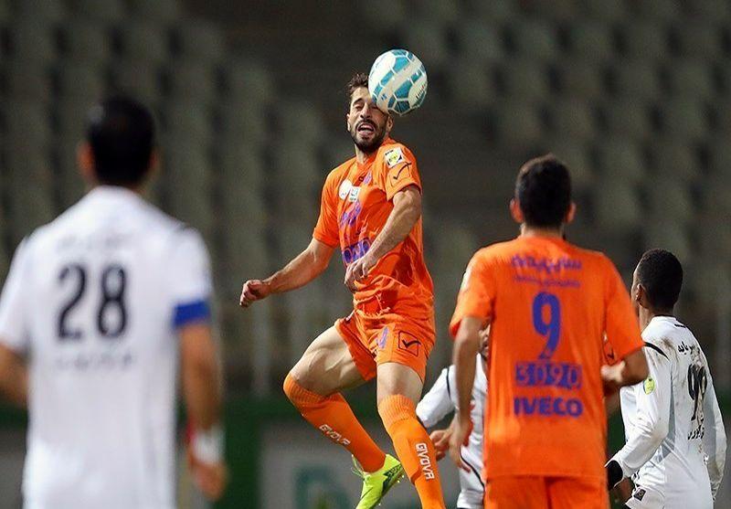 تاریخچه بازی های سپاهان در برابر سایپا در لیگ برتر