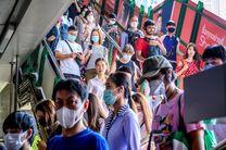 شمار مبتلایان به ویروس کرونا در تایلند به 14 نفر رسید