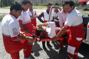 اعزام 41 تیم عملیاتی برای امدادرسانی به حادثه دیدگان در اردبیل