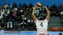 گزارش زنده بازی والیبال ایران و ژاپن/ ایران 1 ژاپن 3