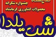 اولین نمایشگاه و جشنواره شکرانه محصولات کشاورزی کرمانشاه برگزار میشود