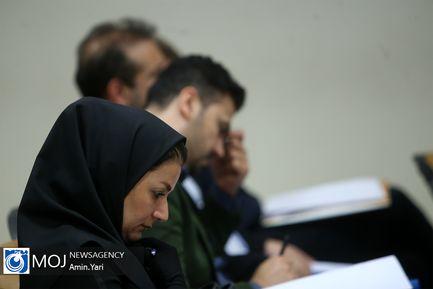 سومین جلسه دادگاه رسیدگی به اتهامات اخلالگران در حوزه پتروشیمی
