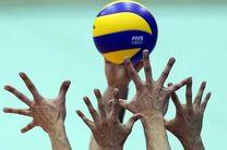 اعلام برنامه هفته دوم لیگ برتر متمرکز والیبال مردان کشور