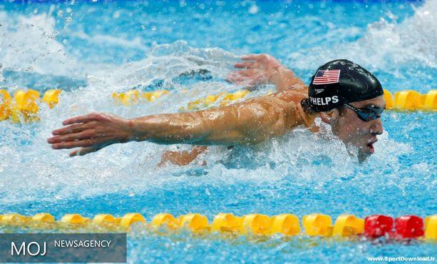 مایکل فلپس از مسابقه ۲۰۰ متر آزاد المپیک انصراف داد