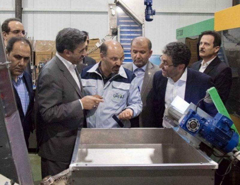 حمایت بانک صادرات از برنامهها و طرحهای توسعهای شرکتها و واحدهای تولیدی