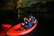 چرا بزرگترین غار آبی جهان یکباره به خواب زمستانی رفت!