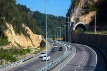 ترافیک در جادههای گیلان روان است