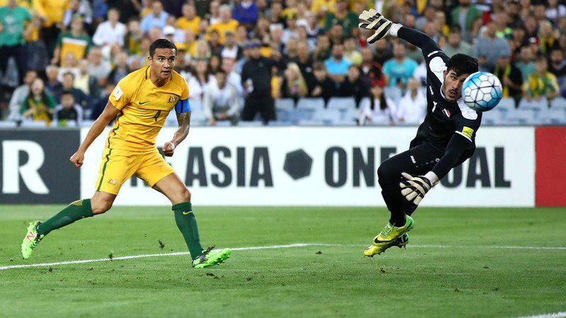استرالیا نماینده آسیا در مرحله نهایی انتخابی جام جهانی شد