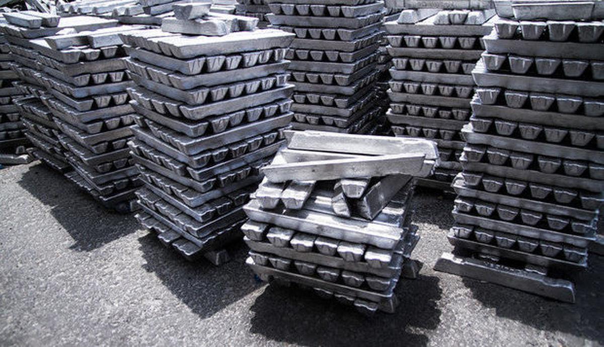 افزایش قیمت آلومینیوم به بیشترین میزان سه سال گذشته رسید