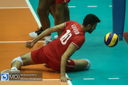 نتیجه بازی والیبال ایران و ایتالیا/ شکست ایران مقابل لاجوردی ها