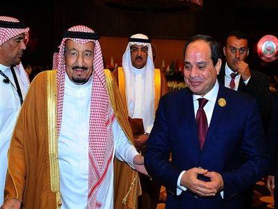 شاه سلمان در صدد ترغیب السیسی برای نزدیکی با ریاض است