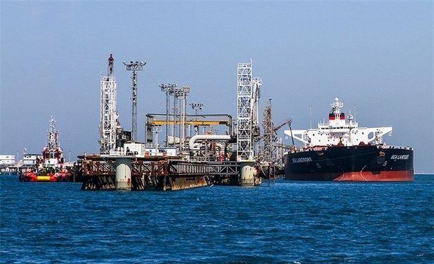 صادرات نفت ایران به چین ۲۰ درصد افزایش یافت