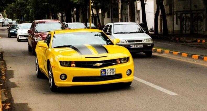 تخصیص پلاک ملی منطقه آزاد به خودروهای منطقه آزاد جزیره قشم