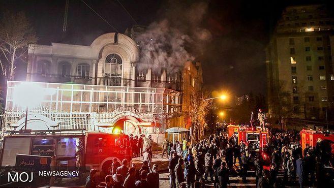 نخستین جلسه محاکمه متهمان حمله به سفارت سعودی برگزار شد