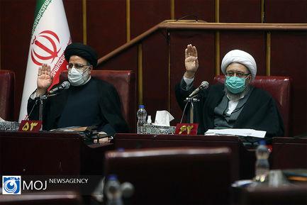 جلسه مجمع تشخیص مصلحت نظام - ۱ بهمن ۱۳۹۹
