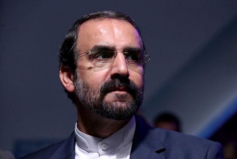 مشاور ارشد وزیر امور خارجه ایران منصوب شد