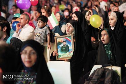 مراسم افتتاحیه سی امین جشنواره جهانی فیلم کودک در اصفهان