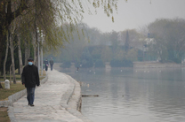 هوای اصفهان برای گروه های حساس ناسالم است / شاخص کیفی هوا 103