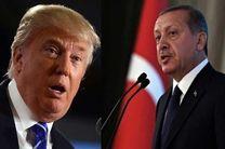 گفتگوی تلفنی اردوغان و ترامپ درباره سوریه