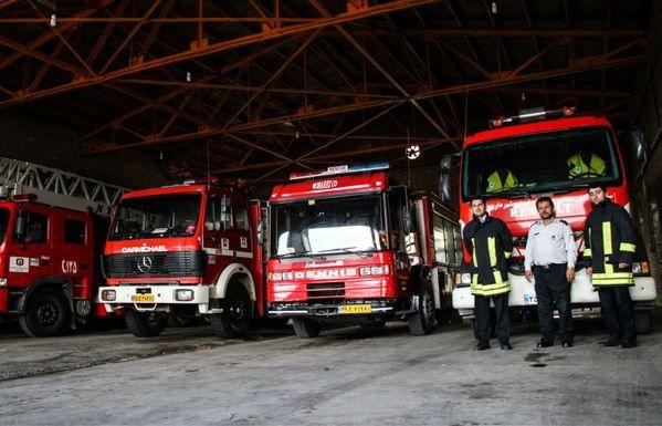 تمهیدات آتش نشانی برای برگزاری دربی 86