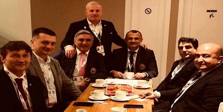 3 ایرانی به عضویت فدراسیون کاراته کشورهای حوزه دریای سیاه و خزر در آمدند