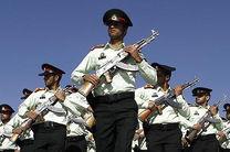 استخدام نیرو در مقطع درجه داری نیروی انتظامی هرمزگان