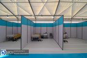 برپایی ۴ بیمارستان صحرایی توسط جمعیت هلالاحمر