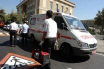 استقرار اورژانس تهران در مکانهای مختلف  مصلی بزرگ تهران