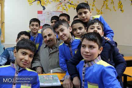 افتتاح 33 پروژه شهری در منطقه 17 تهران با حضور نجفی