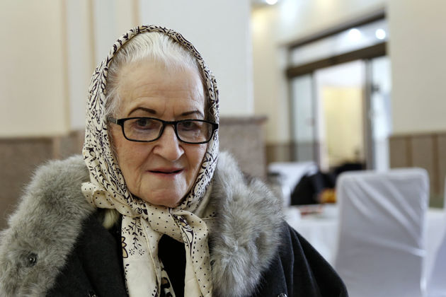 ملکه رنجبر به بخش مراقبت های ویژه منتقل شد