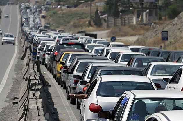 آخرین وضعیت ترافیکی و جوی جادهها در 23 تیر