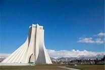 وضعیت کیفی هوای تهران در سوم فروردین