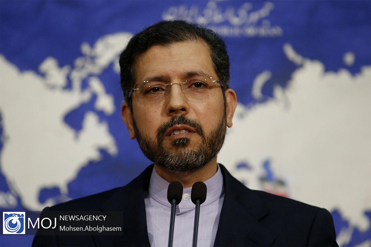 آمریکا مسئول اصابت راکت به محوطه داخلی سفارت ایران در کابل است