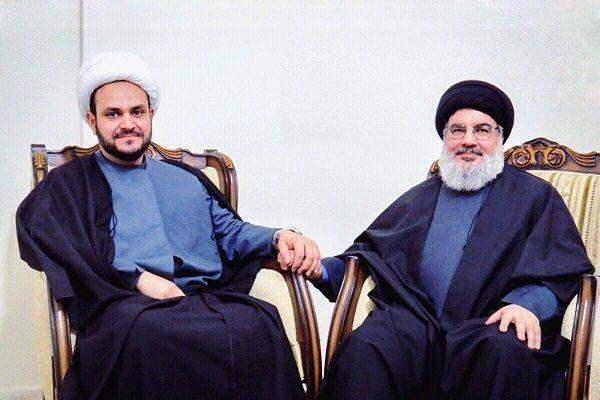 تبریک جنبش «نُجَباء» عراق برای پیروزی حزبالله در نبرد عرسال