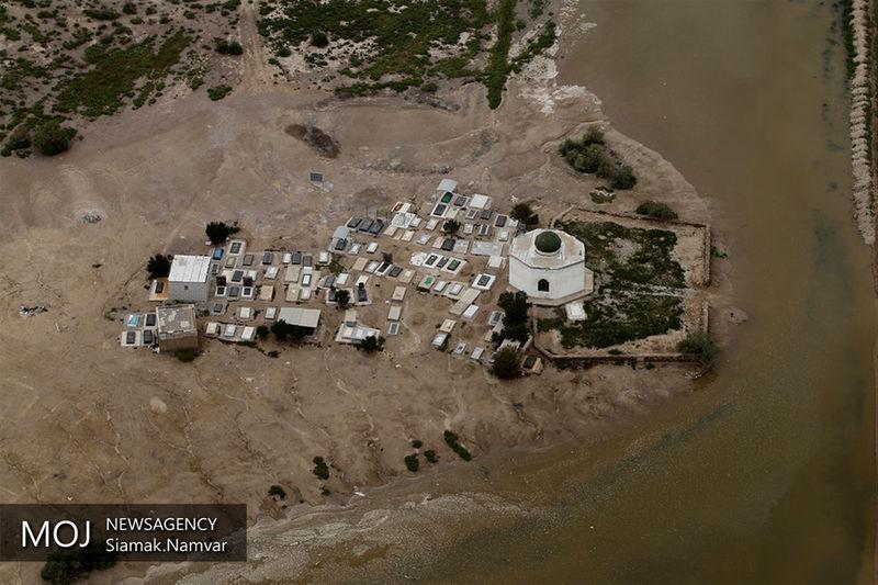 هیچ شهری در سیل اخیر خوزستان، دچار آبگرفتگی نشد
