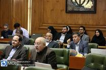 تغییر نام 23 معبر در پایتخت در شورای شهر تصویب شد