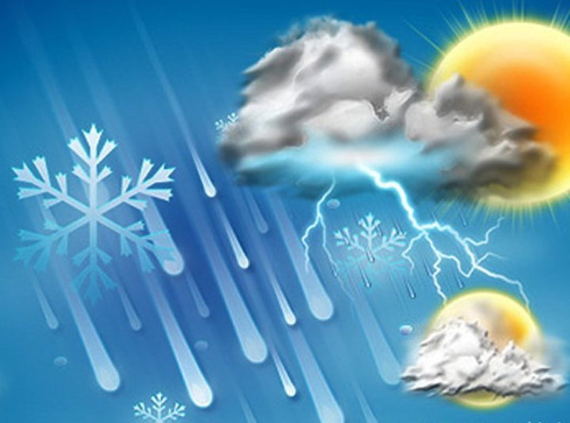 بروز بارندگی های پراکنده در گیلان تا فردا