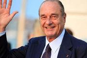 ژاک شیراک رئیس جمهور سابق فرانسه درگذشت