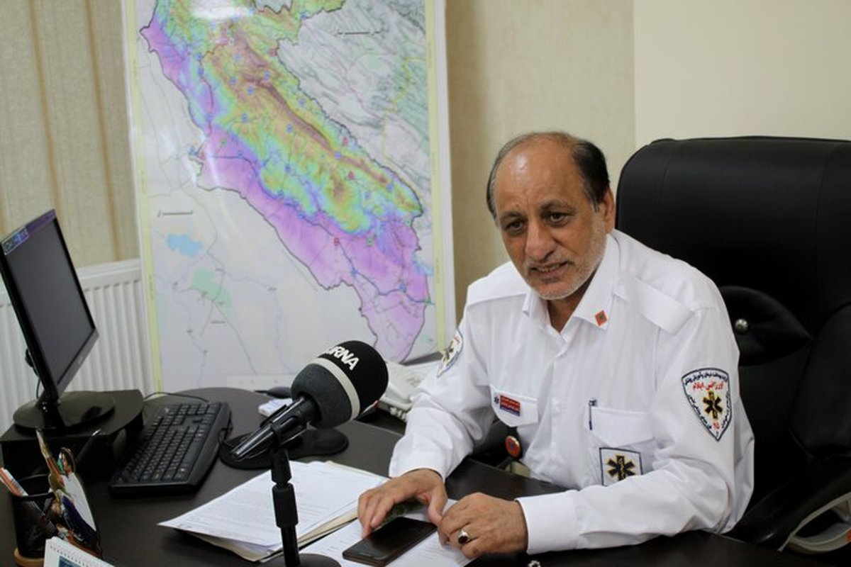 پنجشنبه پر حادثه در جاده های استان ایلام
