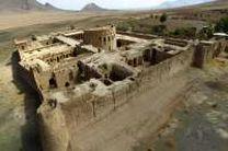 پایان مرحله ششم مرمت قلعه تاریخی قمیشلو در غرب اصفهان
