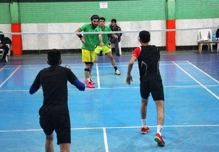 شرکت 25 بازیکن یزدی در مسابقات بدمینتون لیگ یزد و انتخابی کشور ویژه پسران