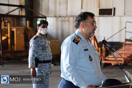 دانش آموختگی خلبانان پایگاه سوم شکاری شهید نوژه همدان