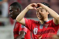 ستاره لخویا بهترین بازیکن فصل لیگ قطر شد