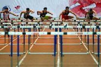 محسن نیادوست در ماده 500 متر برنز گرفت