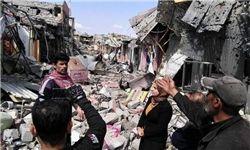 عربستان با بمب های خوشه ای صعده یمن را هدف قرار داد