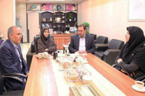 رئیس سازمان ملی استاندارد ایران وارد خرمآباد شد