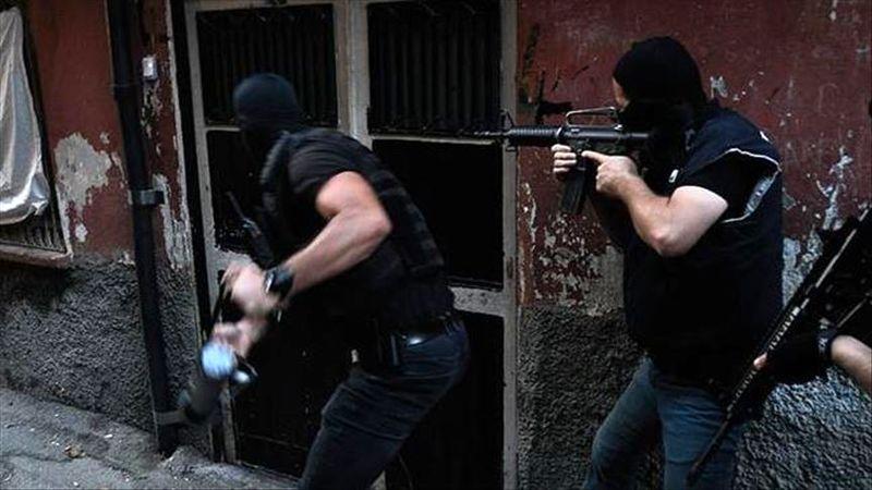 پلیس ترکیه از بازداشت 10 مظنون به عضویت در داعش خبر داد
