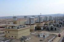 افزایش ۲۴ درصدی تولید برق در نیروگاه خلیج فارس